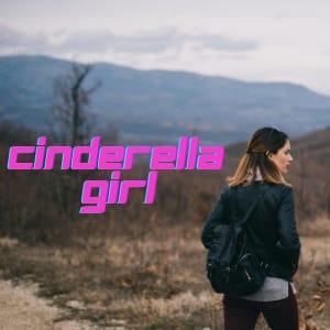 cenderella girl small