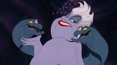 the little mermaid ursula