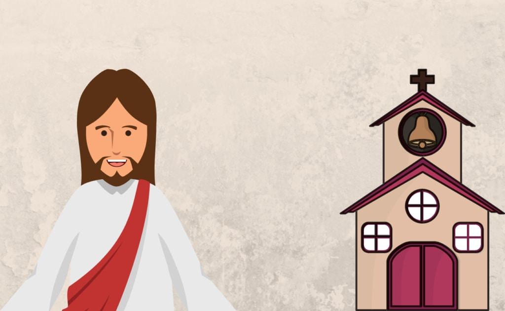 critmus temple bible story