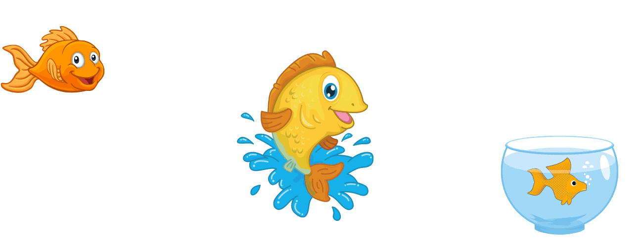 fish rhyme for kids