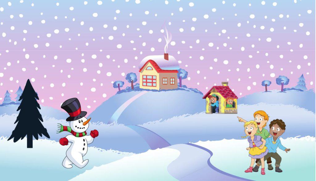 Frosty The Snowman Story