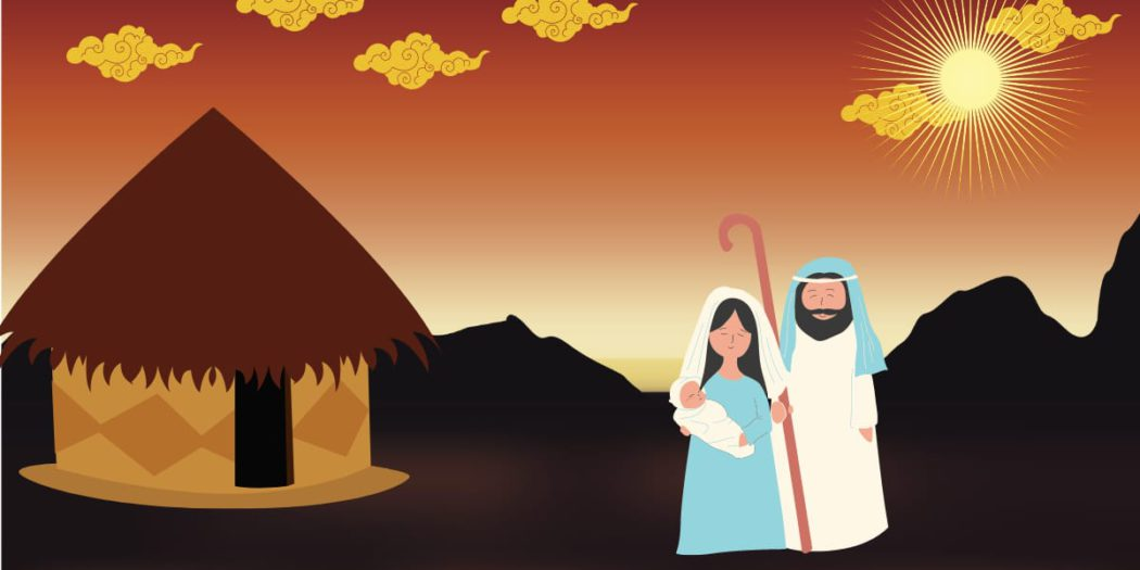 jesus birth bedtime story