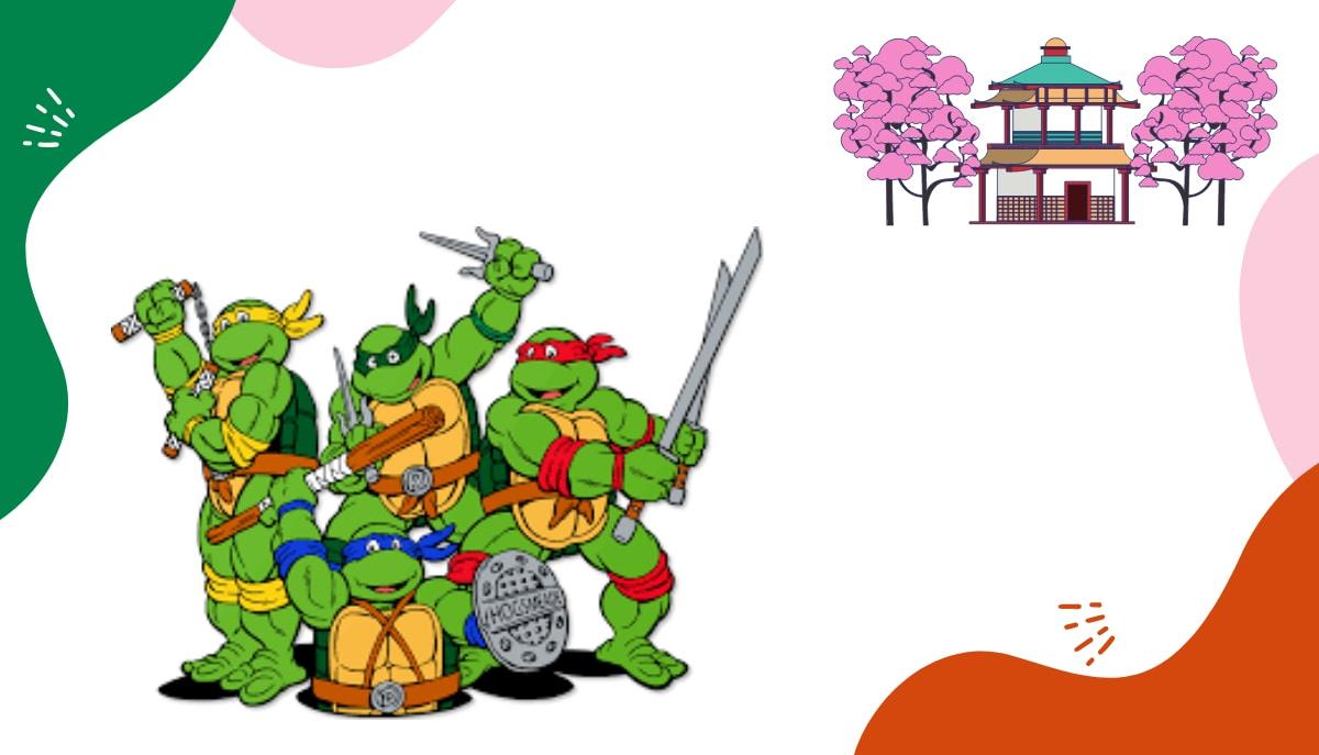 ninja turtle bedtime story