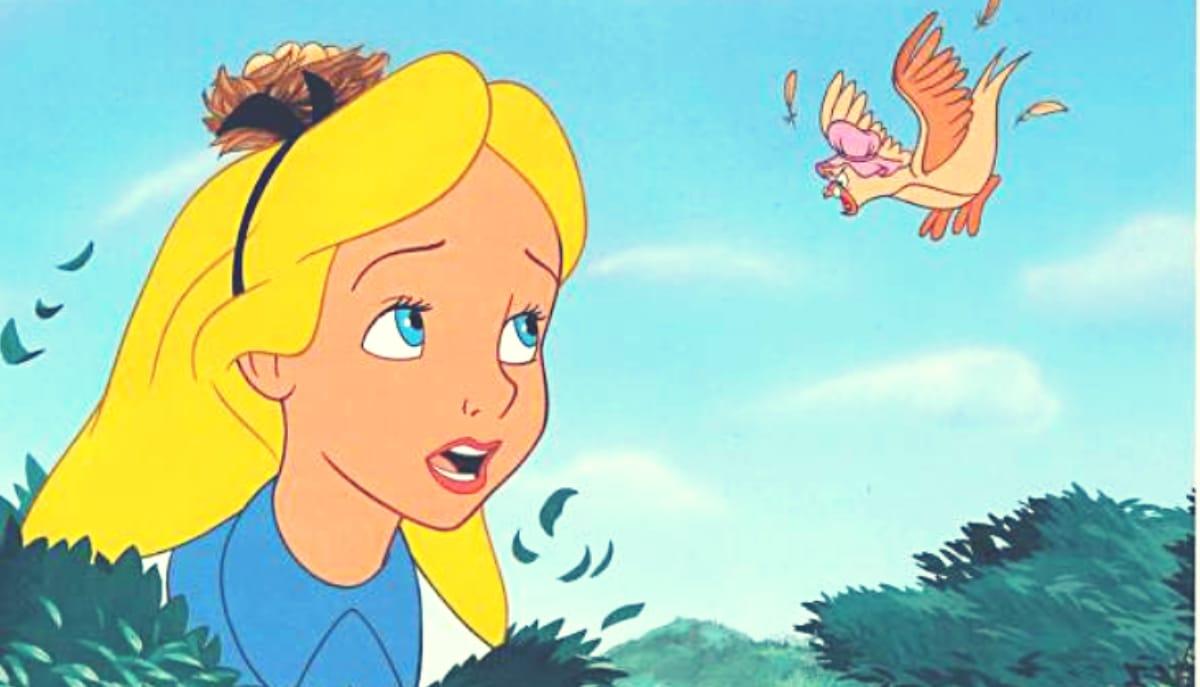 Alice in wonderlans princess story