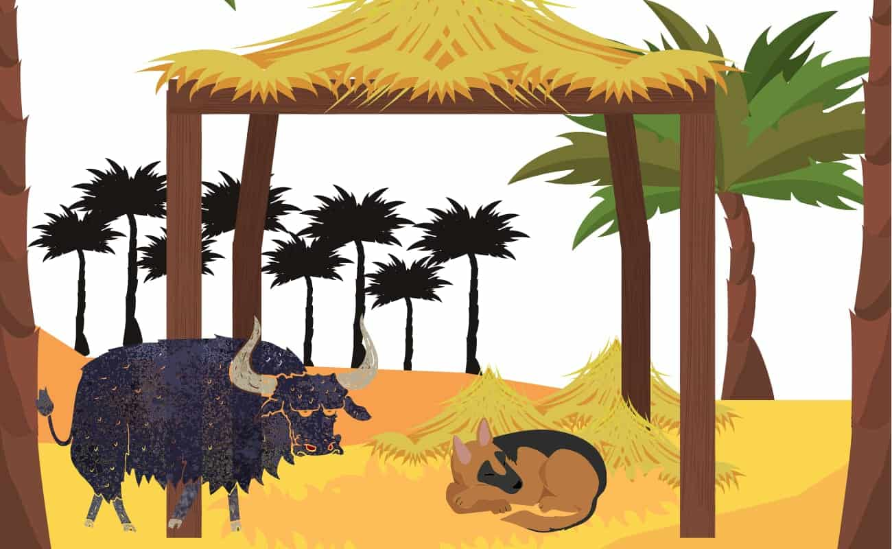 The Dog in the Manger Story