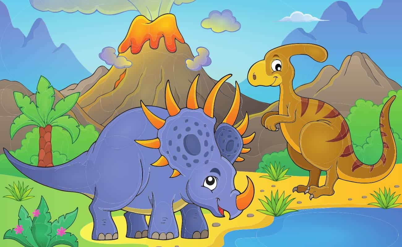 dinosaur story