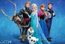 frozen story