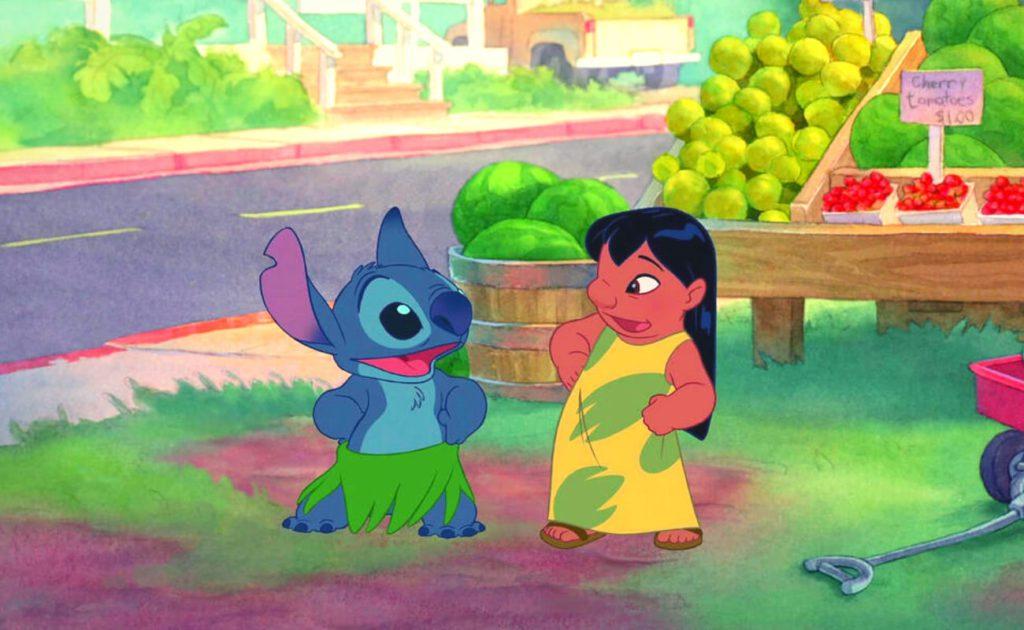Lilo and Stitch Story