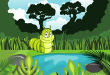caterpillar story