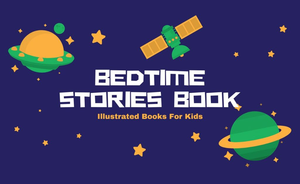 bed time stories books kids