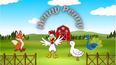 Henny Penny story for kids